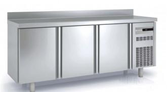Meuble réfrigéré avec porte pleine - Devis sur Techni-Contact.com - 1