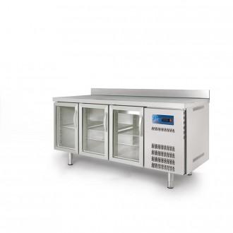 Meuble réfrigéré porte pleine ou vitrée - Devis sur Techni-Contact.com - 5