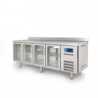 Meuble réfrigéré porte pleine ou vitrée - Devis sur Techni-Contact.com - 6