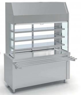 Meuble self service réfrigéré 3 niveaux - Devis sur Techni-Contact.com - 1
