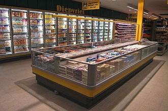 Meubles de supermarchés pour surgelés - Devis sur Techni-Contact.com - 1