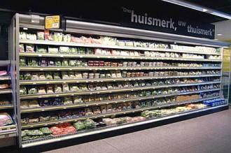 Meubles frigorifique de supermarchés pour produits frais - Devis sur Techni-Contact.com - 1