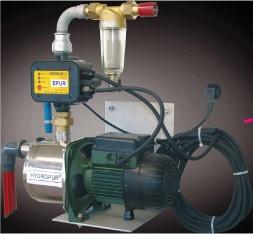 Micro station de récupération des eaux de pluies plastique - Devis sur Techni-Contact.com - 3