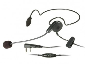 Microcasque pour Talkie Walkie Protalk et UBZ - Devis sur Techni-Contact.com - 1