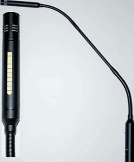 Microphone avec LED - Devis sur Techni-Contact.com - 1