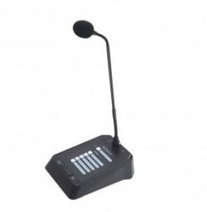 Microphone d'appel audio avec bouton PTT - Devis sur Techni-Contact.com - 1