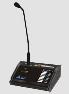 Microphone pupitre d'appel multizones - Devis sur Techni-Contact.com - 1