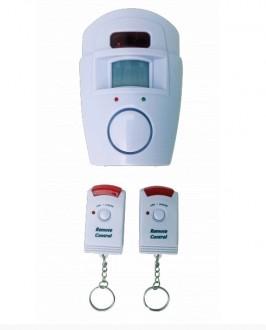 Mini alarme avec détecteur de mouvements - Devis sur Techni-Contact.com - 1
