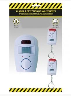 Mini alarme avec détecteur de mouvements - Devis sur Techni-Contact.com - 2