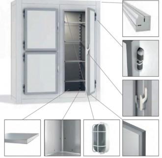 Mini chambres froides positives - Devis sur Techni-Contact.com - 2