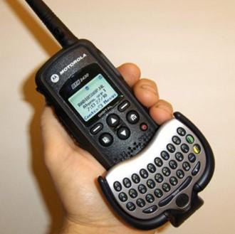 Mini clavier pour Talkie Walkie Motorola - Devis sur Techni-Contact.com - 1