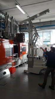 Mini grue industrielle 2000 kg - Devis sur Techni-Contact.com - 3
