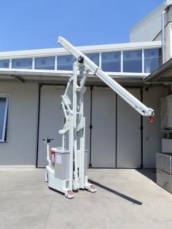 Mini grue industrielle 2000 kg - Devis sur Techni-Contact.com - 7