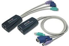 Mini kvm extender ps/2 - Devis sur Techni-Contact.com - 1