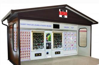 Mini market à casiers - Devis sur Techni-Contact.com - 1