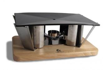 Mini plancha de table à brûleurs alcool - Devis sur Techni-Contact.com - 2