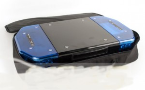 Mini rampe led avec sirène et HP 100W intégrés - Devis sur Techni-Contact.com - 2