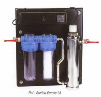 Mini station de potabilisation de l'eau de pluie - Devis sur Techni-Contact.com - 1