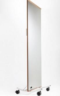 Miroir amovible rectangulaire pour salle de sport - Devis sur Techni-Contact.com - 2