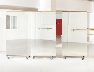 Miroir amovible rectangulaire pour salle de sport - Devis sur Techni-Contact.com - 3