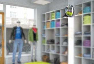 Miroir convexe multi usages intérieur - Devis sur Techni-Contact.com - 2