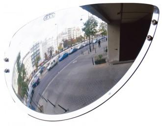 Miroir de circulation pour parking - Devis sur Techni-Contact.com - 1