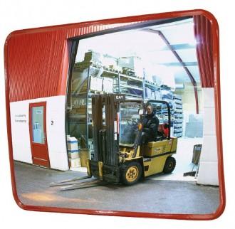 Miroir de sécurité en acrylique - Devis sur Techni-Contact.com - 1