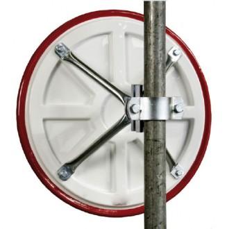 Miroir de sécurité extérieur en polycarbonate - Devis sur Techni-Contact.com - 2