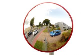 Miroir de sécurité extérieur en polycarbonate - Devis sur Techni-Contact.com - 3