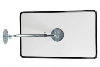 Miroir de sécurité industrielle Acrylique - Devis sur Techni-Contact.com - 4