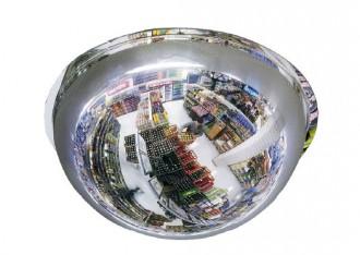 Miroir de sécurité industrielle coupole 360° - Devis sur Techni-Contact.com - 1