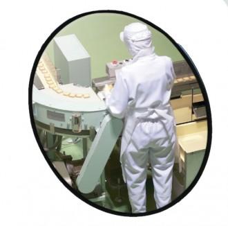 Miroir de sécurité industrielle en inox - Devis sur Techni-Contact.com - 2