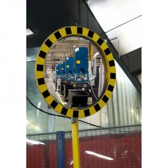 Miroir de sécurité industrielle en P.A.S - Devis sur Techni-Contact.com - 4