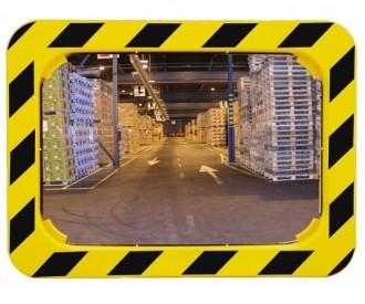 Miroir de sécurité industrielle incassable - Devis sur Techni-Contact.com - 2