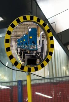 Miroir de sécurité industrielle incassable - Devis sur Techni-Contact.com - 3