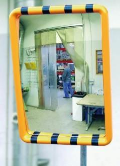 Miroir de sécurité industrielle Intérieur - Devis sur Techni-Contact.com - 1
