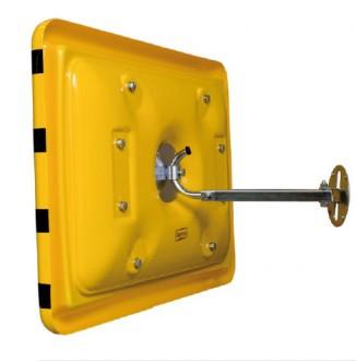 Miroir de sécurité industrielle Intérieur - Devis sur Techni-Contact.com - 2