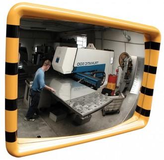 Miroir de sécurité industrielle Intérieur - Devis sur Techni-Contact.com - 3