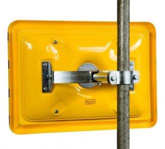 Miroir de sécurité industrielle Intérieur - Devis sur Techni-Contact.com - 5