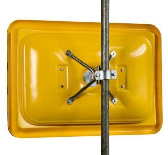 Miroir de sécurité industrielle Intérieur - Devis sur Techni-Contact.com - 6