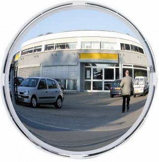 Miroir de sécurité multi-usage - Devis sur Techni-Contact.com - 1