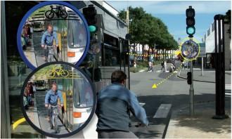 Miroir de sécurité pour deux roues - Devis sur Techni-Contact.com - 3