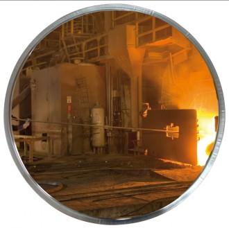 Miroir de sécurité pour environnements contraints - Devis sur Techni-Contact.com - 2