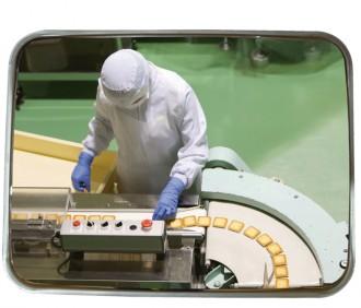 Miroir de sécurité pour environnements contraints - Devis sur Techni-Contact.com - 3