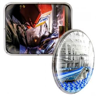 Miroir de sécurité pour industrie alimentaire - Devis sur Techni-Contact.com - 2