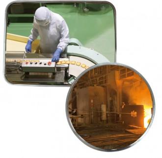 Miroir de sécurité pour industrie alimentaire - Devis sur Techni-Contact.com - 3