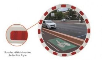 Miroir de sécurité réfléchissant - Devis sur Techni-Contact.com - 1