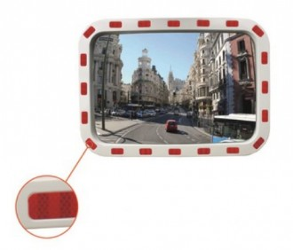 Miroir de sécurité réfléchissant - Devis sur Techni-Contact.com - 3