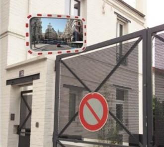 Miroir de sécurité réfléchissant - Devis sur Techni-Contact.com - 4