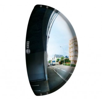 Miroir de sécurité sortie de parking - Devis sur Techni-Contact.com - 1